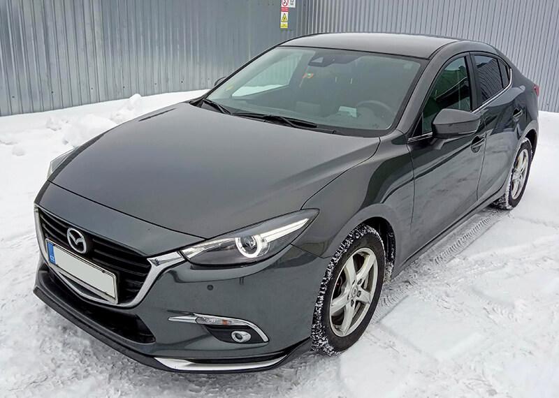 Auto k půjčení Mazda 3