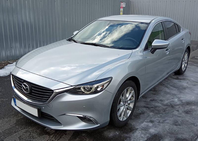 Auto Mazda 6